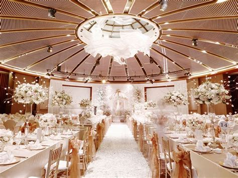 Wedding Decorations Beach Theme - top wedding venues in singapore to suit your wedding theme the wedding voe