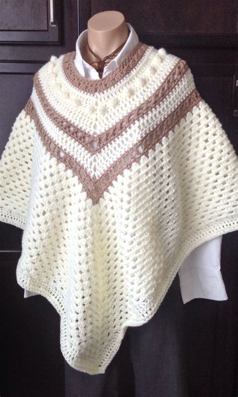 7 Beautiful Ponchos by Crochet Poncho Crochet Wearables I Ve Created