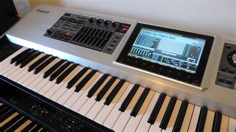 Keyboard Roland Phantom G7 roland fantom g7 image 453813 audiofanzine