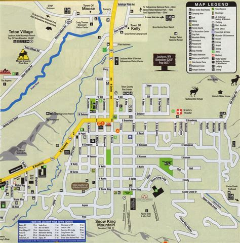 jackson map it s 4 me the great american road trip jackson wyoming