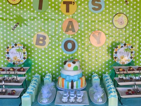 Baby Boy Themes For Baby Showers by City Baby Shower Themes For Boy Liviroom Decors