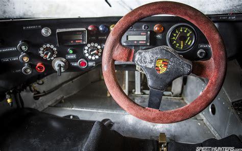 porsche race car interior porsche 962ck6 race car interior steering wheel hd