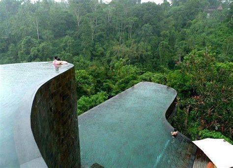 ubud hanging gardens hotel jungle pool in ubud hanging gardens luxury resorts bali