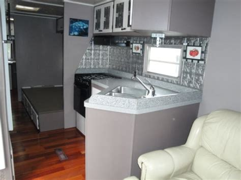Remodeled Travel Trailer: backsplash?   Camping/Trailer