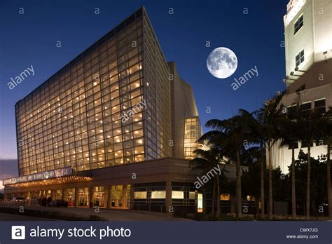 ziff ballet opera house sanford and dolores ziff ballet opera house miami florida usa stock photo royalty