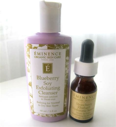 Eminence Blueberry Detox Firming Peel Instrukcja by 56 Best Eminence Organic Skincare Images On