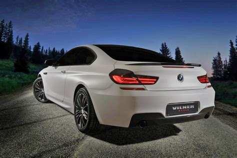 vilner tuning bmw f10 5 series and f12 f13 coupe 6 series