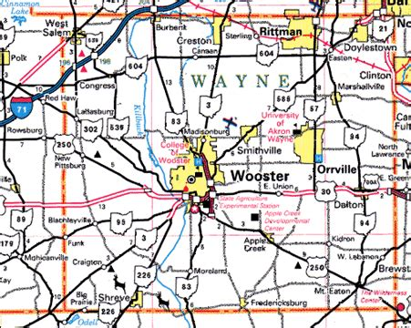 Wayne County Indiana Records Image Gallery Map Wayne