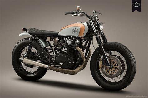 Kaos Kastem One mengenal gaya brat style dalam dunia motor kastem motovaganza