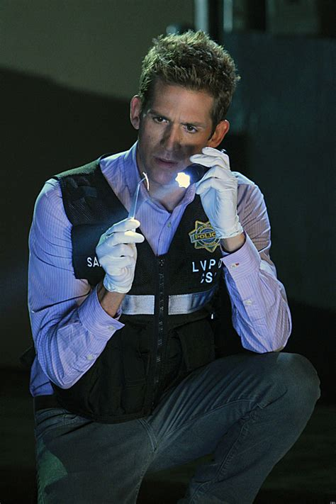 greg and csi csi could greg a special gift in ghosts of the
