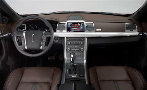 Lincoln Mks Interior by 2010 Lincoln Mks Ecoboost Interior Photo