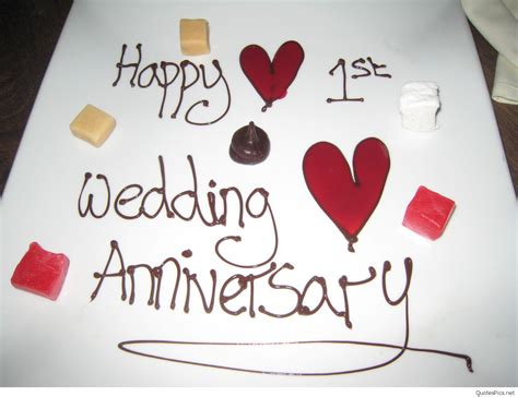 1st wedding anniversary wishes for and in quotes happy 1st anniversary cards quotes pics wallpapers