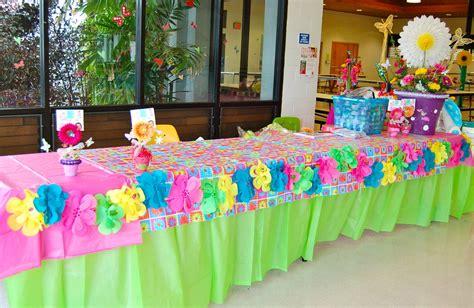 birthday reception table decor dsc 1659 1 sweet