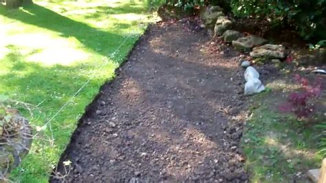making a zen garden making a japanese zen garden part 1 youtube