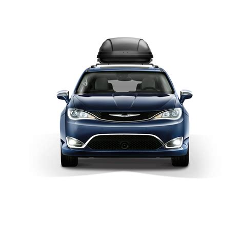 mopar accessories for chrysler pacifica revealed