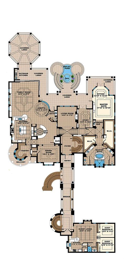 tuscan style floor plans master bedroom floor plans tuscan style small house