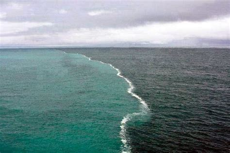 not but water 11 points in the world where major bodies of water join together