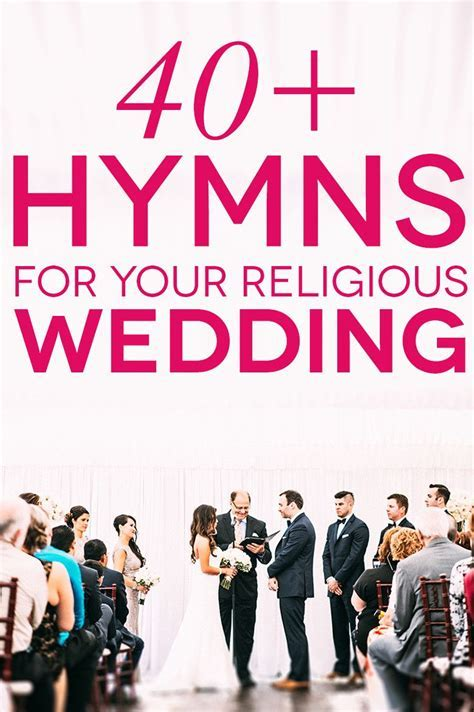 Best 25  Wedding hymns ideas on Pinterest   Wedding