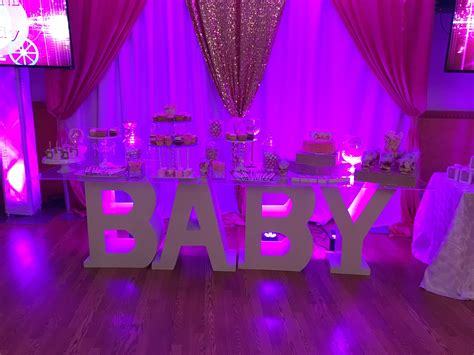 Rent Letters For Baby Shower Rentals Bronx Rentals Nyc Tables Chairs Tents