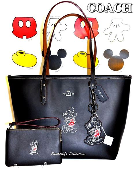 minnie mouse coach wristlet 63 best coach limited edition bags images on