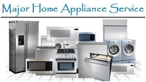 major home appliance service in valley ca 91607