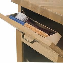 rev a shelf sink front tip out tray sets 36 quot custom tip