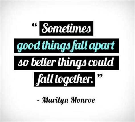 theme quotes in things fall apart sometimes good things fall apart so better things could