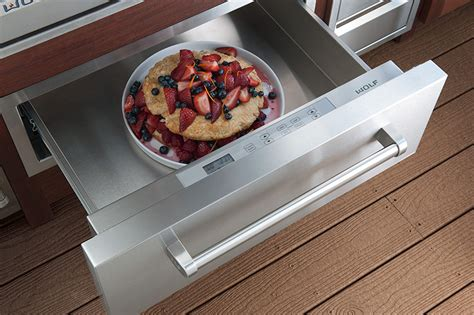 How To Use Warming Drawer by Warming Drawer Warming Drawers Wolf