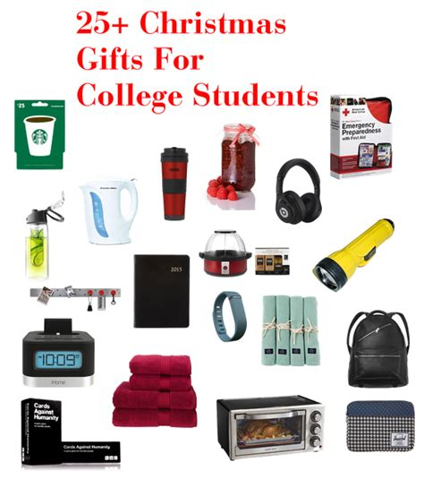 favorite christmas gifts for college students college