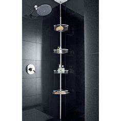 etagere edelstahl variables duschregal ohne bohren ohne saugnapf