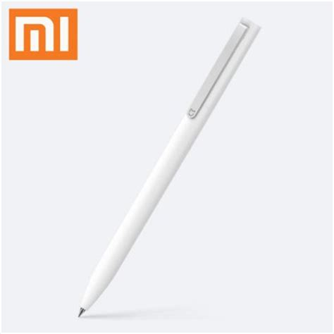Xiaomi Pen Mijia 0 5mm Sign xiaomi original mijia 0 5mm sign pen white shop xiaomi