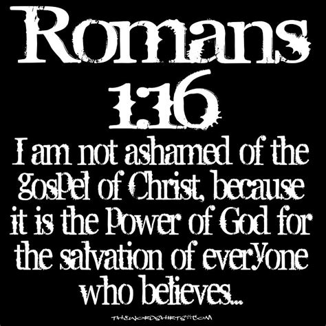 romans 116 tattoo no shame in the message unashamed by lecrae