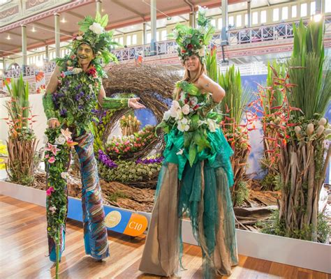 Flower Garden Show 20 Ways To Enjoy The 2017 Melbourne International Flower And Garden Show Melbourne By Gwen O