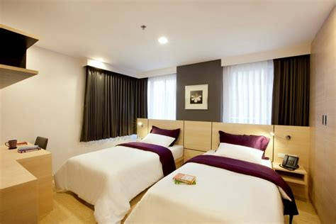 bedroom with 2 beds rooms arize hotel