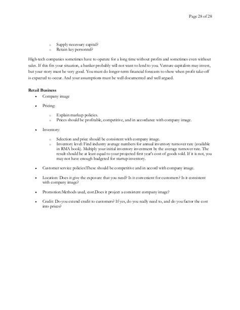 obsolescence plan template business plan template