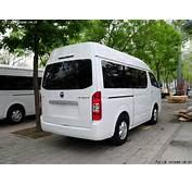 图�福田汽车 风景G7 2014北京车展 278598 汽车之家