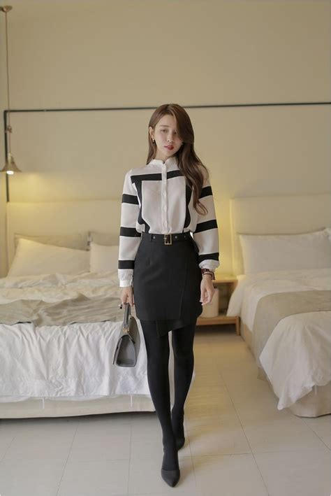 Korean Style Open Shoulder Blouse Estrella iro blouse korean fashion style clothes