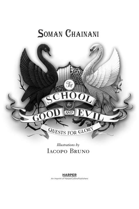 The School for Good and Evil: Quests for Glory by
