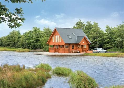 Cabins In Wales by Anglesey Lakeside Lodges Book