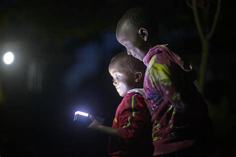 solar light for africa beyond the grid power africa u s agency for