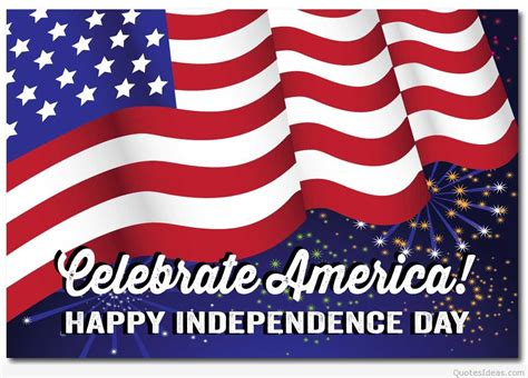 Happy Birthday America Quotes Happy 4th Of July Happy Independence Day Sayinsg Quotes Pics