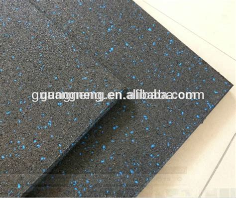 1 Inch Rubber Floor Tiles by 1 Inch Thick Cheap Price Rubber Garage Floor Tile Ce