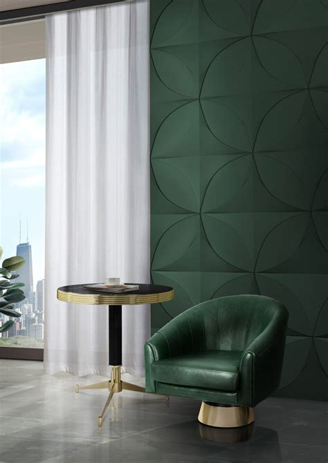 2018 color trends rocking a green decor in your mid