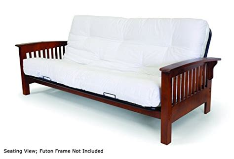 Futons Usa by Artiva Usa Home Deluxe 8 Inch Futon Sofa Mattress Made In