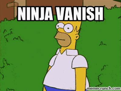 Meme Ninja - the gallery for gt ninja vanish gif