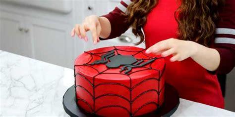 cara membuat kue ulang tahun spiderman cara membuat kue spider man teknologi www inilah com