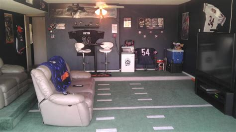 how to make a garage into a bedroom man caves