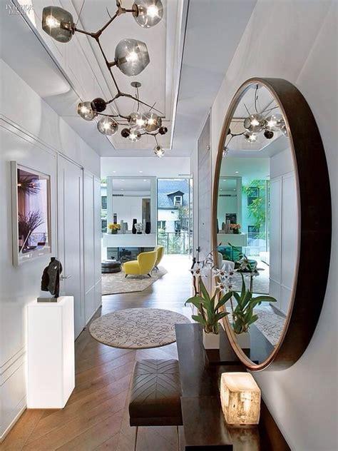 lustre couloir lustre design new york adelman luminaire couloir