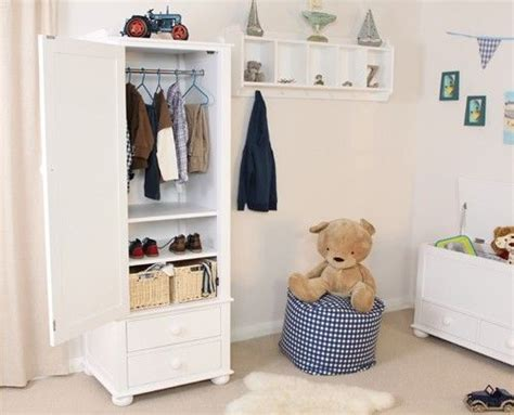 Childrens Single Wardrobe by 17 Best Ideas About Wardrobe With Drawers On