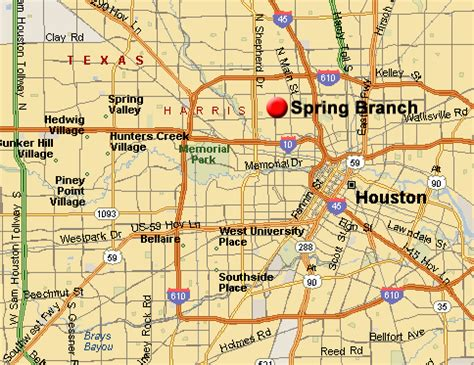 map of springs texas branch houston texas map view map in branch houston texas search real estate